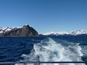The views in Kenai Fjords are spectacular!